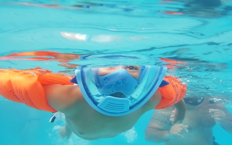 איך תבחרו משקפת צלילה לילדים?